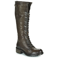 Shoes Women Boots Dream in Green NUCRE Grey