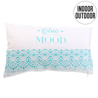 Home Cushions The home deco factory BLUE MOOD Turquoise