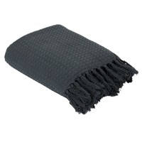 Home Blankets, throws The home deco factory GALICE Grey