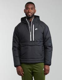 material Men Blouses Nike M NSW TF RPL LEGACY HD ANORAK Black