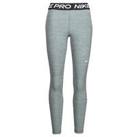 material Women leggings Nike NIKE PRO 365 Grey / Black / White
