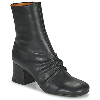 Shoes Women Ankle boots Chie Mihara MERU Black / Brown