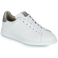 Shoes Women Low top trainers Victoria TENIS VEGANA/ GALES White / Grey