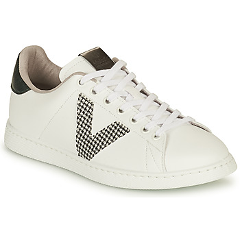 Shoes Women Low top trainers Victoria TENIS VEGANA GAL White / Grey