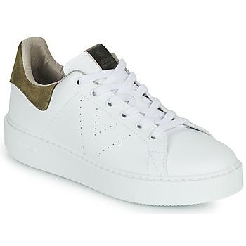 Shoes Women Low top trainers Victoria UTOPIA VEGANA SERRAJE White
