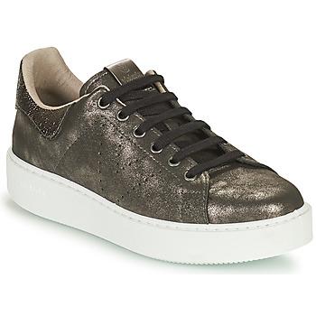 Shoes Women Low top trainers Victoria UTOPIA METAL GLITTER Grey