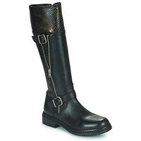 Shoes Women Boots Regard CACHY Black