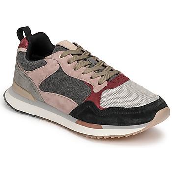Shoes Women Low top trainers HOFF JERSEY Pink / Grey / Black