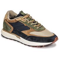 Shoes Men Low top trainers HOFF GAUCHO Brown / Blue / Kaki
