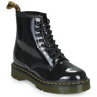Shoes Women Mid boots Dr Martens 1460 BEX Black