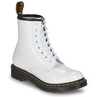 Shoes Women Mid boots Dr Martens 1460 W White