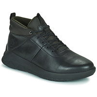 Shoes Men High top trainers Timberland BRADSTRULTRA WP/WL CHK Black