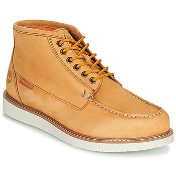 Shoes Men Mid boots Timberland NEWMARKET II BOAT CHUKKA Wheat