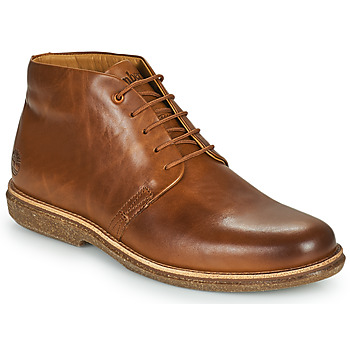 Shoes Men Mid boots Timberland CITY GROOVE CHUKKA Brown