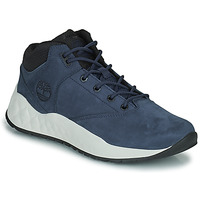 Shoes Men High top trainers Timberland SOLAR WAVE SUPER OX Blue