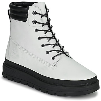 Shoes Women Mid boots Timberland RAY CITY 6 IN BOOT WP White