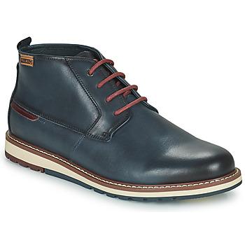 Shoes Men Mid boots Pikolinos BERNA Marine