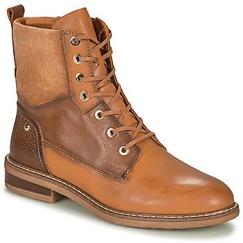 Shoes Women Mid boots Pikolinos ALDAYA Brown
