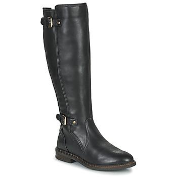 Shoes Women Boots Pikolinos ALDAYA Black