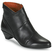 Shoes Women Ankle boots Pikolinos BLANCA Black