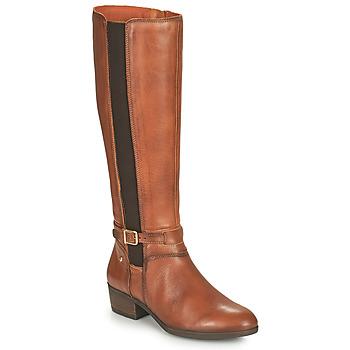 Shoes Women Boots Pikolinos DAROCA Brown