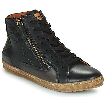 Shoes Women High top trainers Pikolinos LAGOS Black