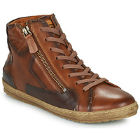 Shoes Women High top trainers Pikolinos LAGOS Brown