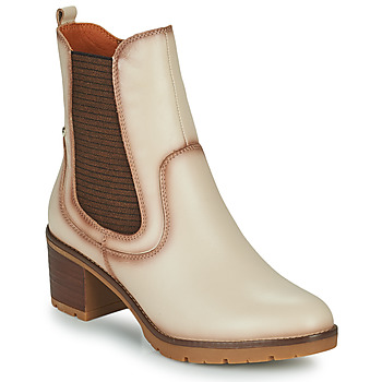 Shoes Women Ankle boots Pikolinos LLANES Ivory