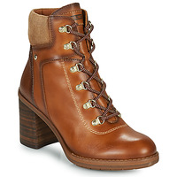 Shoes Women Ankle boots Pikolinos POMPEYA Brown