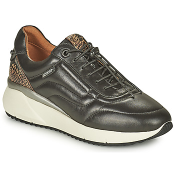 Shoes Women Low top trainers Pikolinos SELLA Black