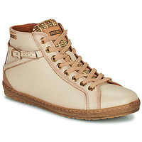 Shoes Women High top trainers Pikolinos LAGOS Beige