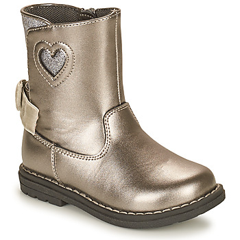 Shoes Girl Boots Chicco CALLINA Silver