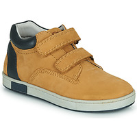 Shoes Boy High top trainers Chicco CODY Brown / Marine