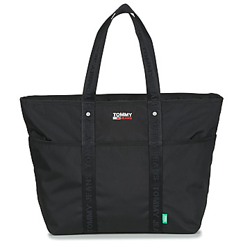 Bags Women Shopper bags Tommy Jeans TJW CAMPUS TOTE Black