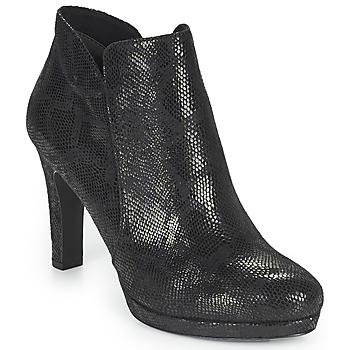 Shoes Women Ankle boots Tamaris GETTE Black