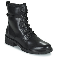 Shoes Women Ankle boots Tamaris LOUNI Black