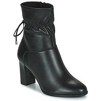 Shoes Women Ankle boots Tamaris LOUIS Black