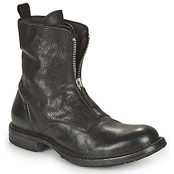 Shoes Men Mid boots Moma MALE Black
