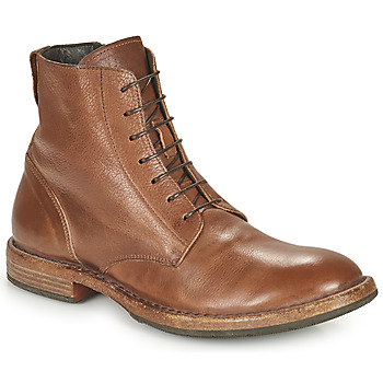 Shoes Men Mid boots Moma MINSK Brown