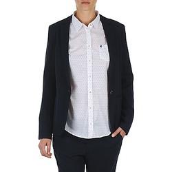 material Women Jackets / Blazers Marc O'Polo CLOTHILDE Marine