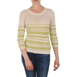 material Women jumpers Marc O'Polo ESTER White / Yellow