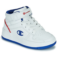 Shoes Children High top trainers Champion MID CUT SHOE REBOUND 2.0 MID B PS White / Blue