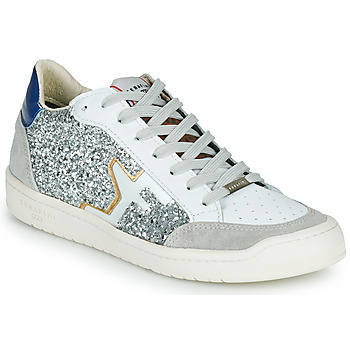 Shoes Women Low top trainers Serafini SAN DIEGO Silver / White