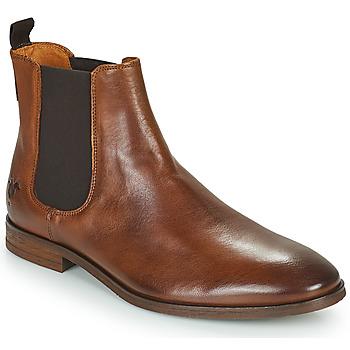 Shoes Men Mid boots Kost CONNOR 39 Cognac