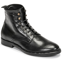 Shoes Men Mid boots Kost MILITANT 67 Black