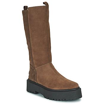 Shoes Women Boots Musse & Cloud BARBIS Brown