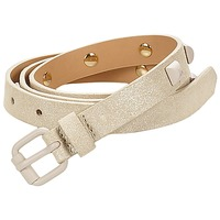 Accessorie Women Belts Paul & Joe VITALIC GOLD