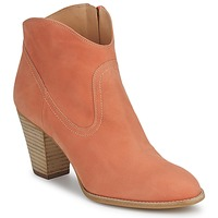 Shoes Women Low boots Paul & Joe LEONA Orange