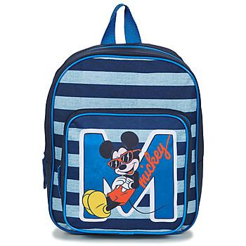 Bags Boy Rucksacks Disney SAC A DOS MICKEY 31 CM Marine