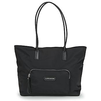 Bags Women Shopper bags LANCASTER BASIC PRENIUM Black